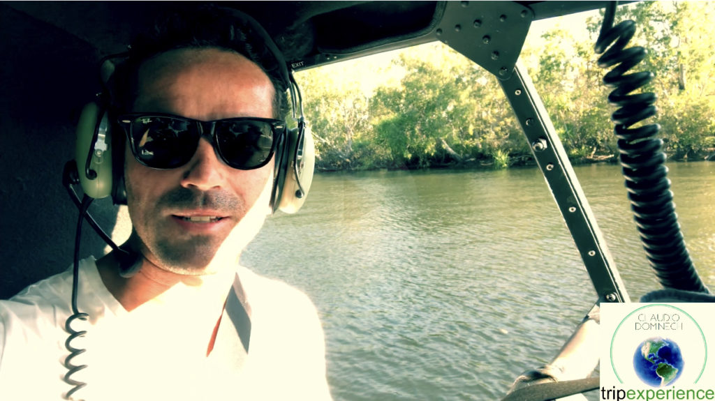 Claudio in Elicopter – TripExperience, coming soon…