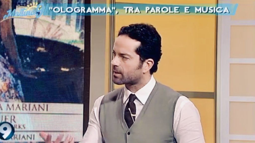 Claudio's week on Mattina9