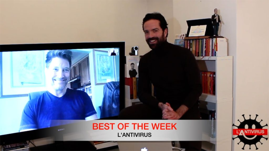 Best of the Week on L'Antivirus by Claudio